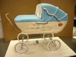baby carriage cake baby carriage cake a sweet design