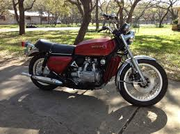 honda gl building me a daily driver 1976 honda goldwing gl1000