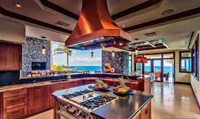 Casbah Mediterranean Kitchen Mansao Havai 7 A Casa Mais Bela Pinterest Open Concept
