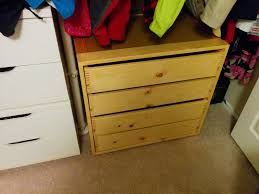 Woodworking Joints For Drawers by My First Real Furniture Closet Drawer Unit Experience Improve