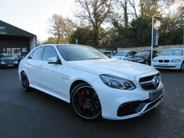 used mercedes co uk used 2014 mercedes e class e63 amg s 20530 factory extras