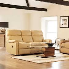 3 Seater Cream Leather Sofa The Bucardo 3 Seater Sofa Cream Leather Sofa Living Room Furniture