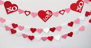 valentines banner 18 ways how to make a banner for valentines days
