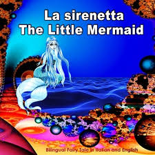 download la sirenetta mermaid bilingual fairy tale