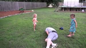 garden hose trip badminton death prank youtube