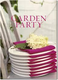 summer garden party backyard entertaining ideas country living