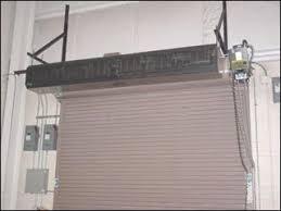 Overhead Door Curtains Industrial Air Curtains