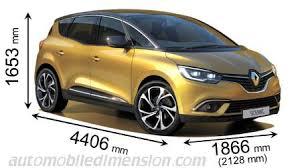 taille si e auto dimensions volkswagen tiguan 2016 coffre et intérieur