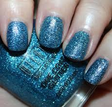 milani rockstar heavy glitter nail lacquer swatches and review