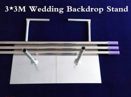 Wedding Backdrop Stand Backdrop Party Curtain Stand Canada Best Selling Backdrop Party