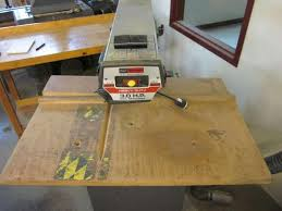 Craftsman Radial Arm Saw Table Auctions By Gov