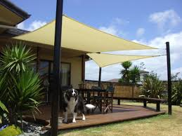 Aussie Patios Modern Style Exterior Patio Shades Sunshade Outdoor Blinds
