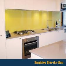 Lt Mm Mm Mm Back Painted Tempered Glass For Backsplash For - Tempered glass backsplash