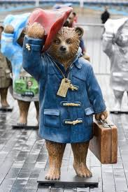 paddington bear yellow hat