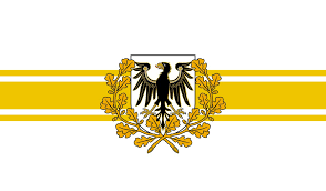 Yellow And White Flag Golden White Prussian Victory Flag By Arminius1871 On Deviantart