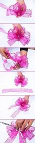 best 25 ribbon bows ideas on pinterest diy bow how to make