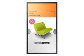 pm32f bc smart signage samsung display solutions