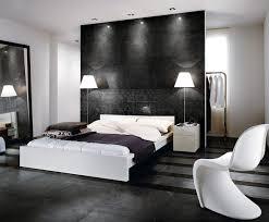 chambre noir et blanc design photos déco idées décoration de chambre chambres blanches