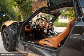 pagani interior dashboard huayra to love or not to love speedhunters