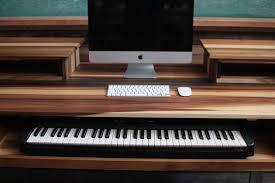Ikea Studio Desk by Diy Music Studio Desk Recording Studio Furniture With Diy Music