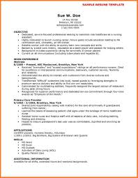 Cna Resume Builder Example Of Cna Resume Resume Example And Free Resume Maker