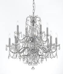 decorating dress up your sweet home with crystorama chandelier