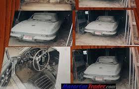 64 stingray corvette for sale barn find 1966 survivor corvette for sale on ebay corvette