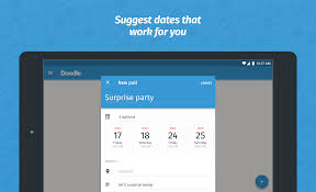 doodle poll tool doodle easy scheduling android apps on play