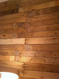 wall made of wood in my diy wood plank wall made out of scrap pallets