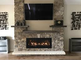 15 best fullview modern linear gas fireplace images on pinterest
