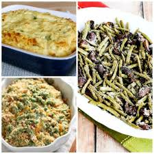 the best low carb and gluten free thanksgiving side dish recipes
