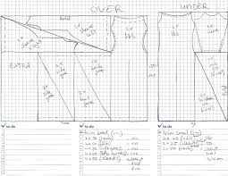 pattern layout on fabric layout for a bliaut i have the fabric but measured only the amount
