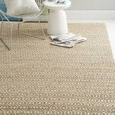 White Modern Rug by Jute Rug A Simple Matter To Insert Interior With Traditional
