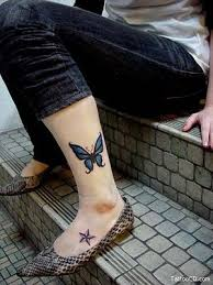 hairstyles 2012 beautiful butterfly tattoos