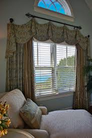 custom window treatment i love this for karen simpson u0027s home oh