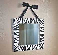 brilliant decoration zebra print wall decor innovation inspiration