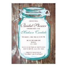 jar invitations jar wedding invitations rustic country wedding invitations