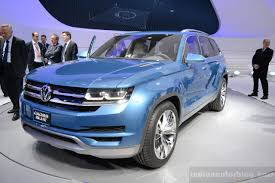 volkswagen suv 2016 report skoda confirms plans for a large suv in 2016
