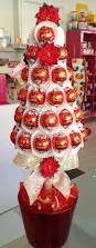 chocolate candy bouquet in glass container ideas google search