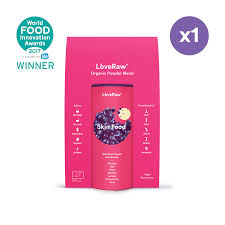 skin food organic food booster x 1 loveraw