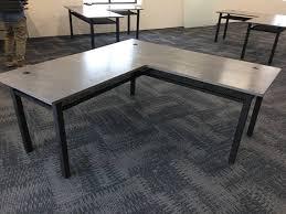 industrial desk l l shaped desk industrial desk computer desk home office