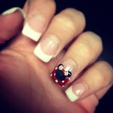 nails done beautify themselves with sweet nails