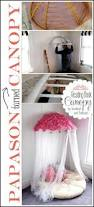 amazing girls bedroom ideas everything a little princess needs in diy old papasan turned canopy