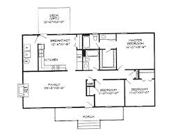 Ranch Plans by Cedar Crest Ranch Home Plans