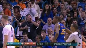 thunder fans are chanting u0027cupcake u0027 at kevin durant here u0027s why