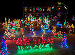 8 best light displays in new hshire 2016