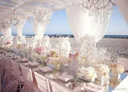 Inspirations Beach Wedding Reception Decorations With Ideas Beach