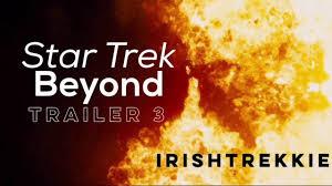 star trek beyond trailer 3 doomed enterprise youtube