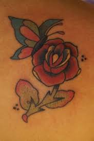 26 best butterfly rose tattoo designs images on pinterest tattoo