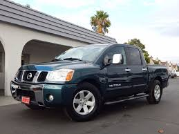 nissan california 2006 used nissan titan california owned leather navigation